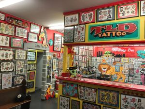 TLD Tattoo Gymea Southern Sydney Sutherland Shire
